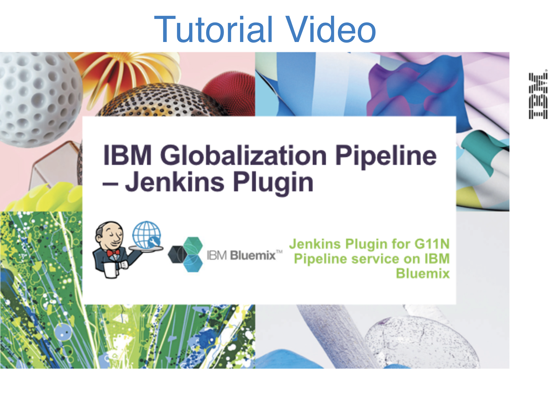 Globalization Pipeline Jenkins Plugin User Guide | ibm-g11n-pipeline